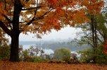 Negley Park overlooking Harrisburg