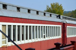 Antique Rail Cars